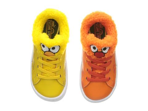 Puma Kids Basket Sesame Bert &...
