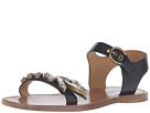 Marc Jacobs - Rivington Embellished Sandal (Black)