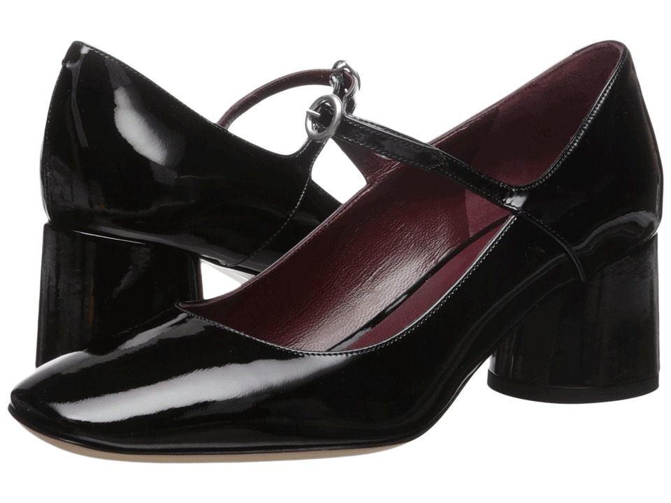 Marc Jacobs Nicole Mary Jane Pump (Black) Women