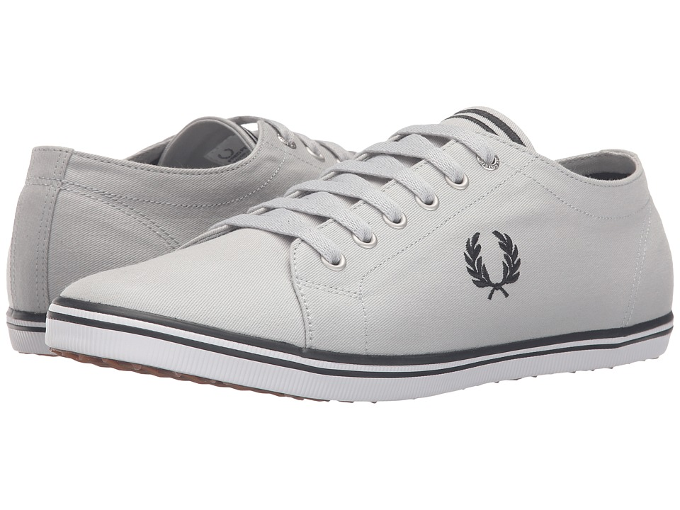 Fred Perry - Kingston Twill (Dolphin/Black) Men