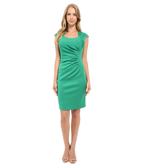 Image Calvin Klein Horse Shoe Neck Dress