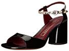 Marc Jacobs - Amelia Ankle Strap Sandal (Black)