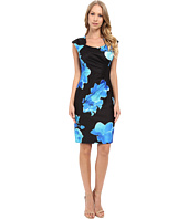 Calvin Klein - Printed Side Ruched Dress CD6M5021