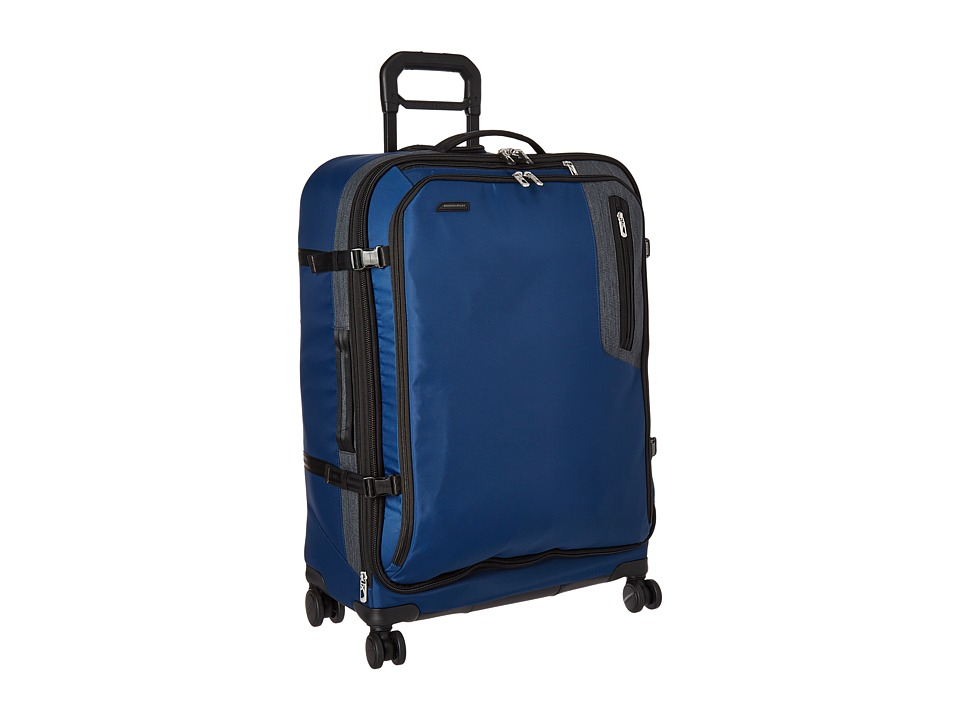 Briggs & Riley - BRX - Explore Large Expandable Spinner (Blue) Luggage