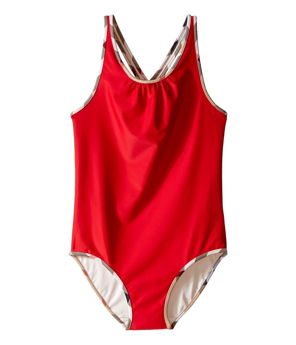 Burberry Kids - Beadnell Swimsuit (Little Kids/Big Kids) ...