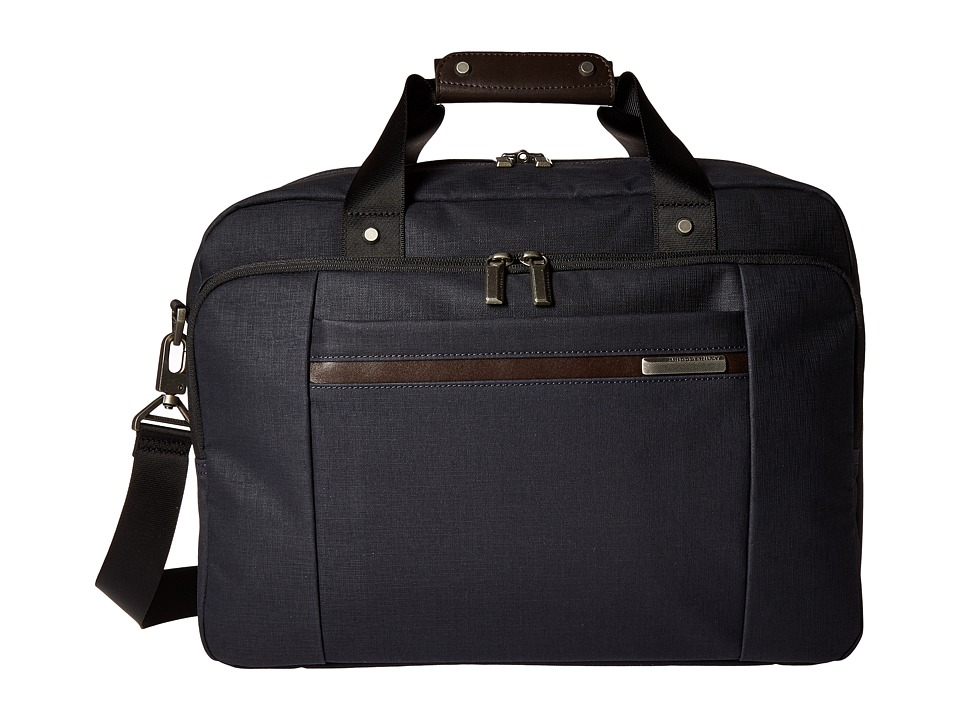 Briggs & Riley - Kinzie Street - Cabin Bag (Navy Blue) Carry on Luggage