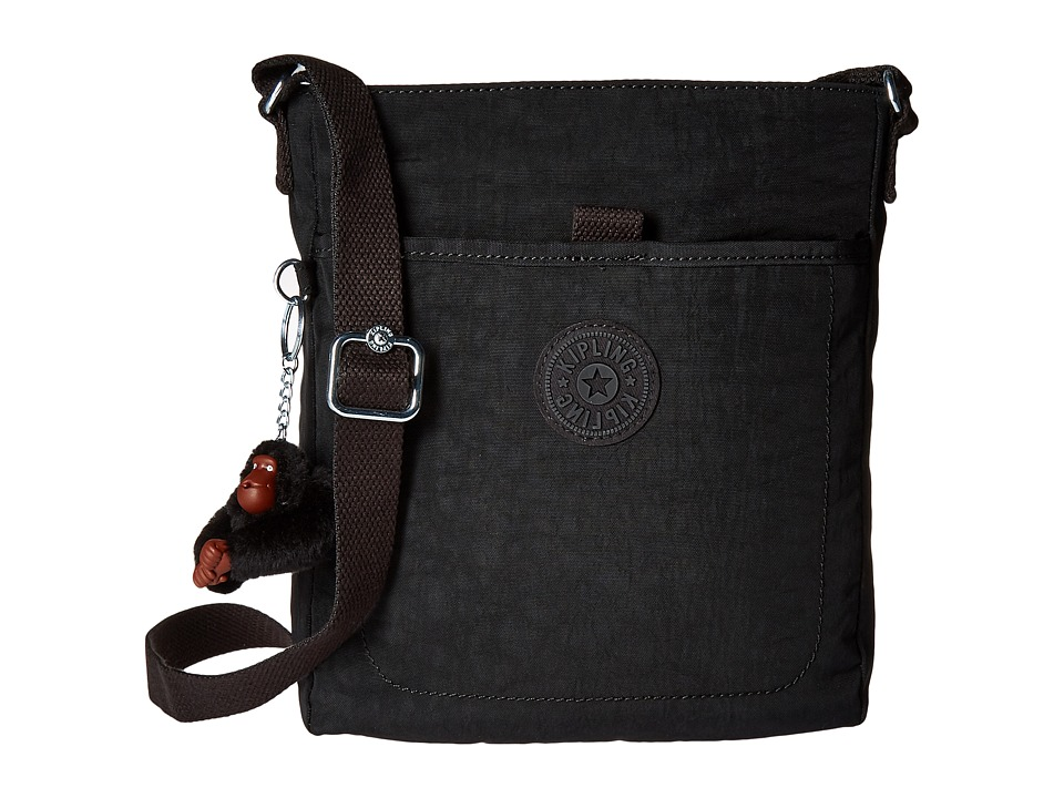 Kipling - Avari Crossbody (Black) Cross Body Handbags