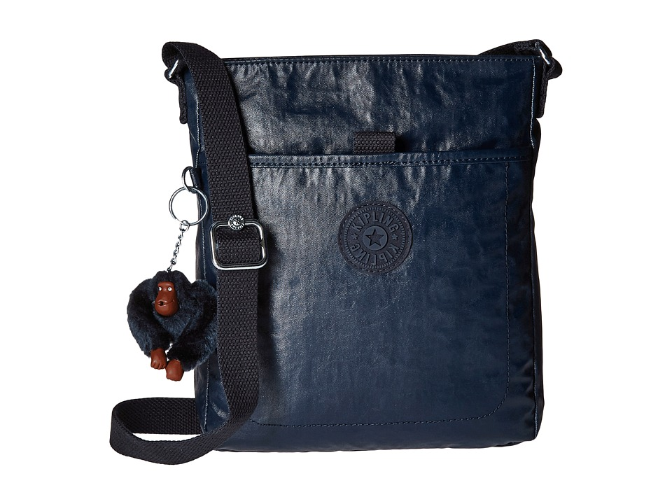 Kipling - Avari Crossbody (Laquer Blue) Cross Body Handbags