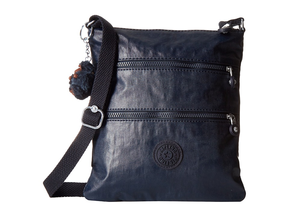 Kipling - Keiko Crossbody (Laquer Blue) Cross Body Handbags