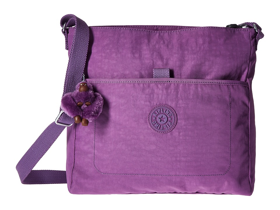 Kipling - Brendy Hobo (Violet Purple) Hobo Handbags