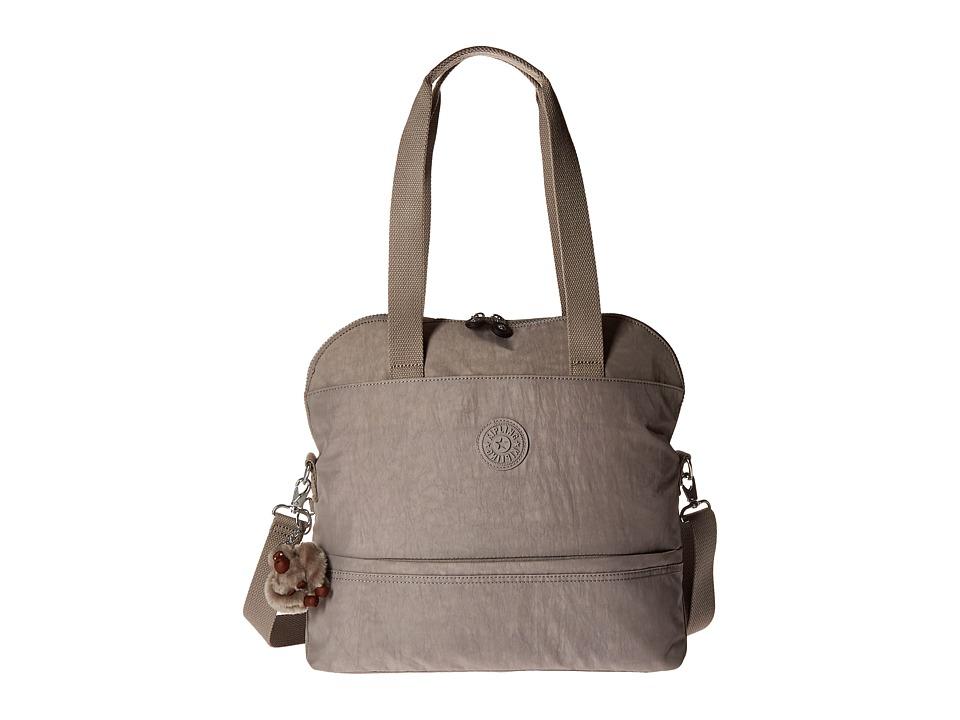 Kipling - Magnolia Satchel (Slate Grey) Satchel Handbags