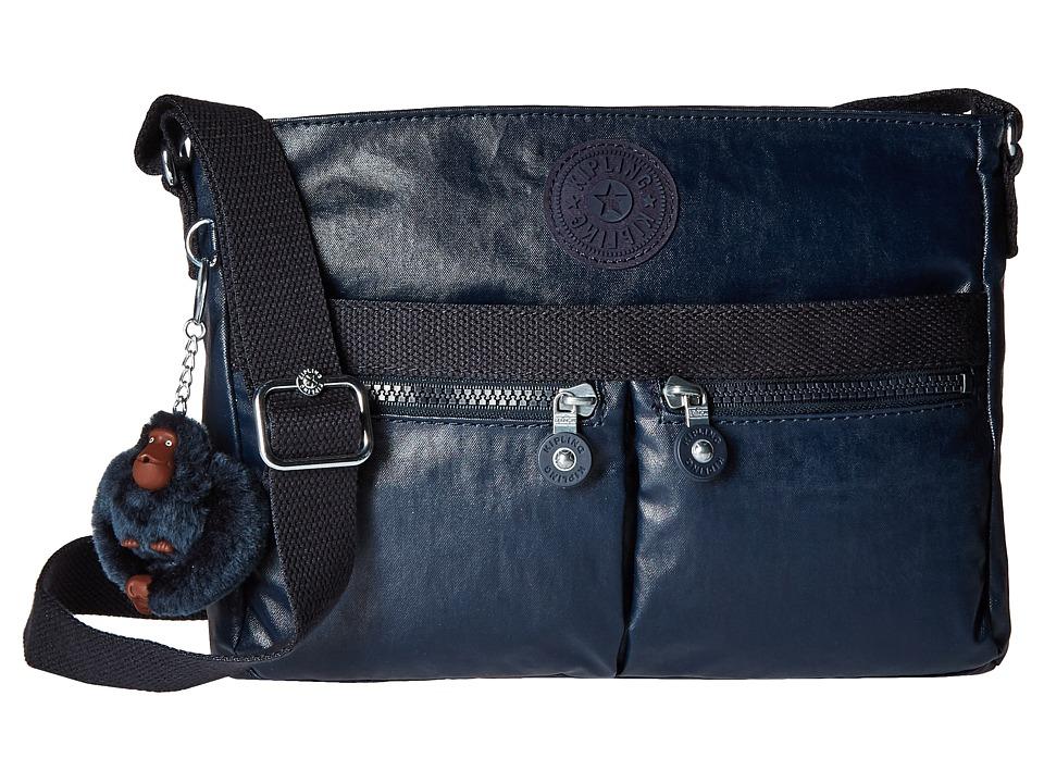 Kipling - Angie (Laquer Blue) Handbags