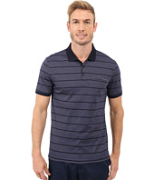 Calvin Klein - Classic Fit Alternating Stripes Polo Shirt