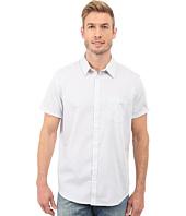 Calvin Klein - Classic Fit Tonal Micro Grid Short Sleeve Shirt
