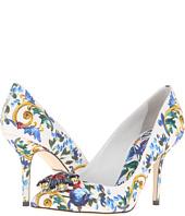 Dolce & Gabbana - Maiolica Ceramic Print Brocade Bellucci Pump