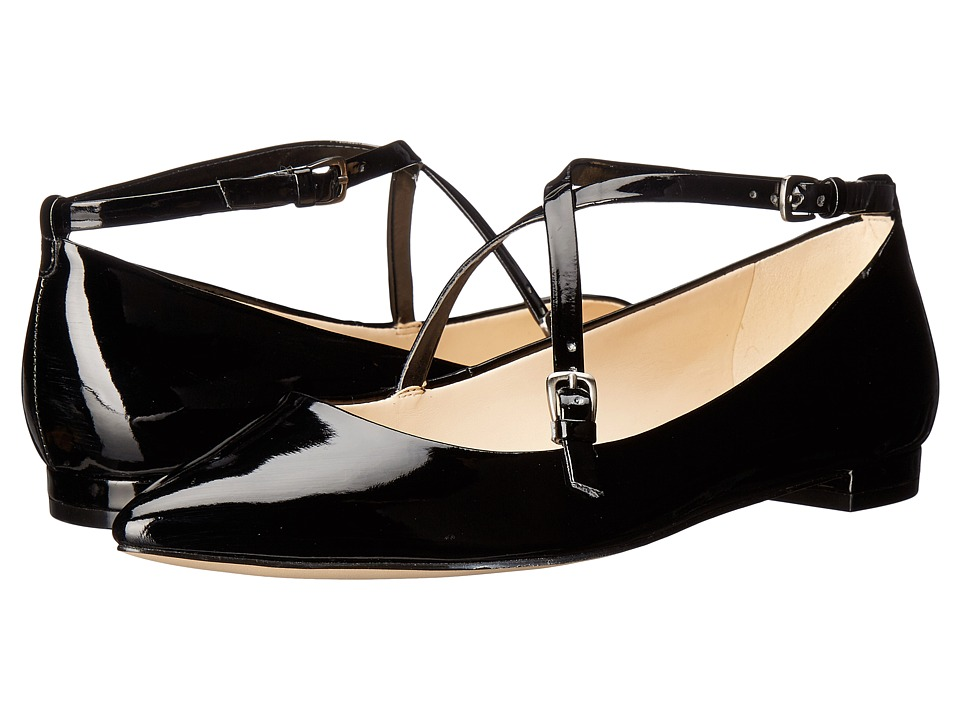 Nine West - Anastagia (Black Synthetic) Women