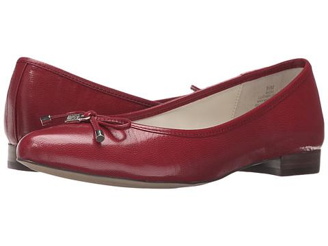 Anne Klein Ovi - Red Leather