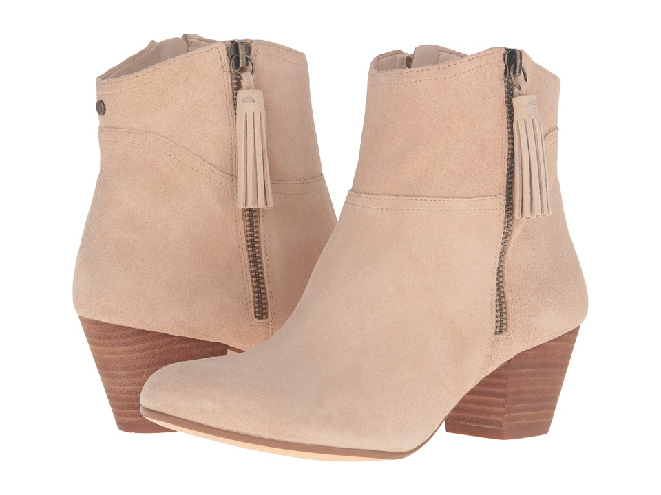 Nine West - Hannigan (Light Taupe/Light Taupe Suede) Women