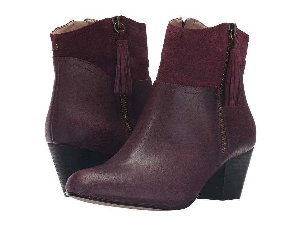 Nine West - Hannigan (Wine/Wine Leather) Women