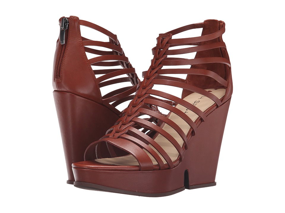 Via Spiga - Walena (Luggage Harvard Calf Leather) Women