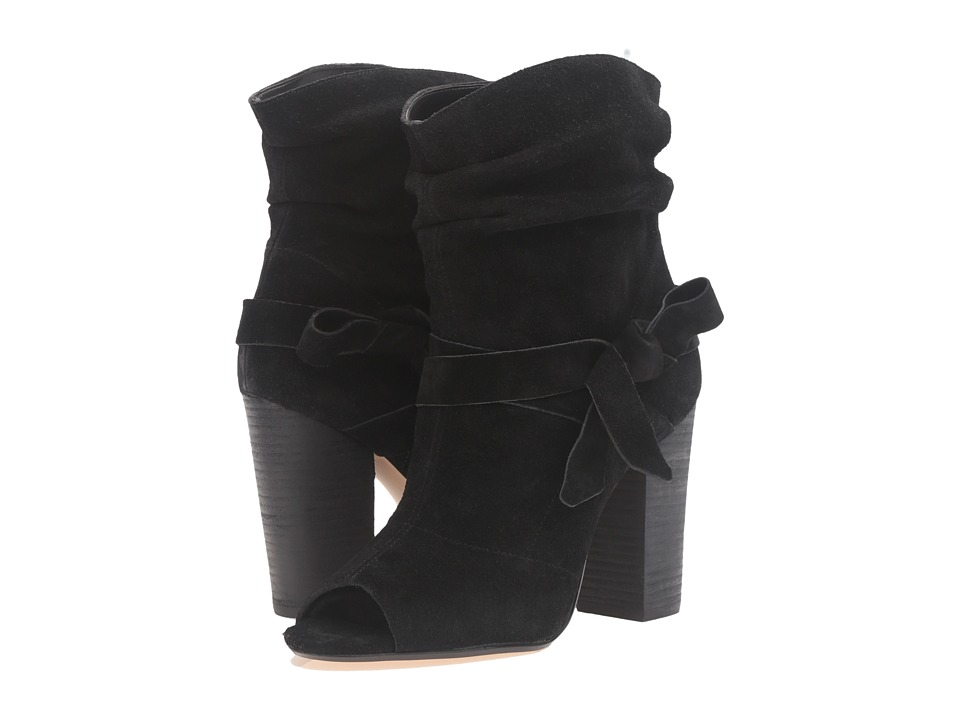 Nine West - Ronia (Black Suede) Women