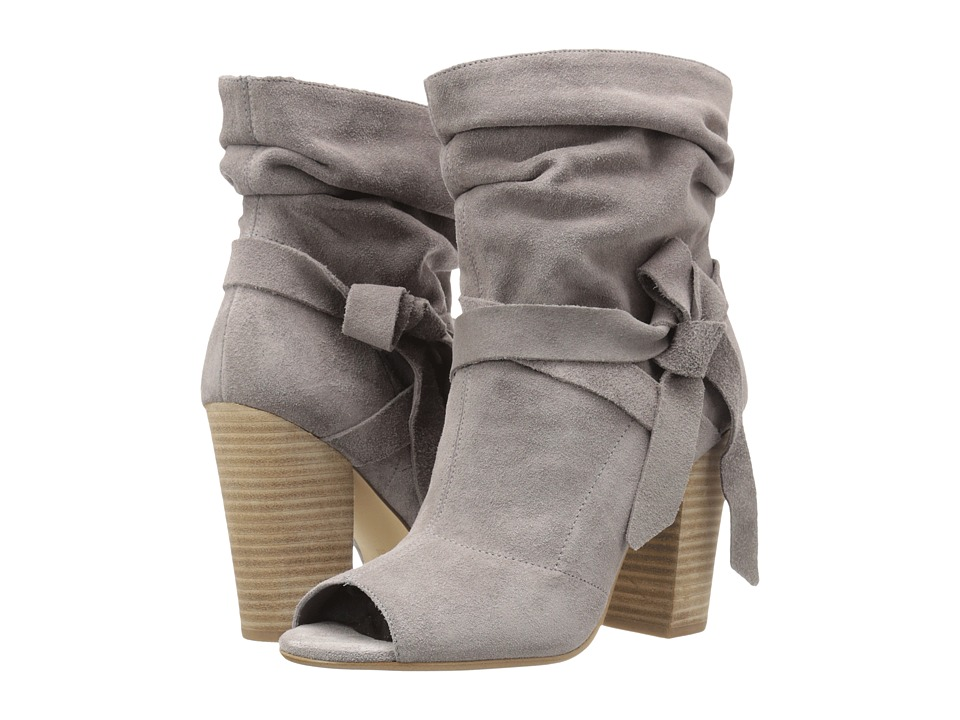 Nine West - Ronia (Grey Suede) Women