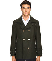 Vivienne Westwood - Classic Melton Armoured Peacoat