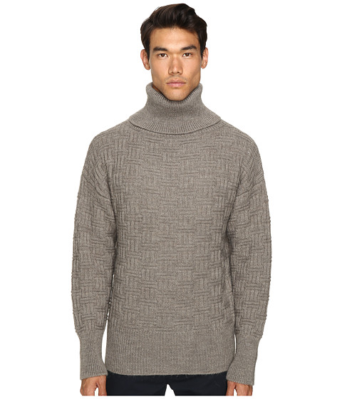 Vivienne Westwood Chunky Rollneck Sweater - Grey