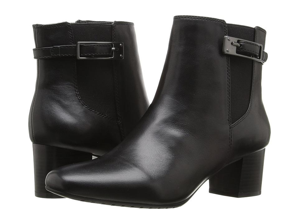 Bandolino Lethia (Black Leather) Women