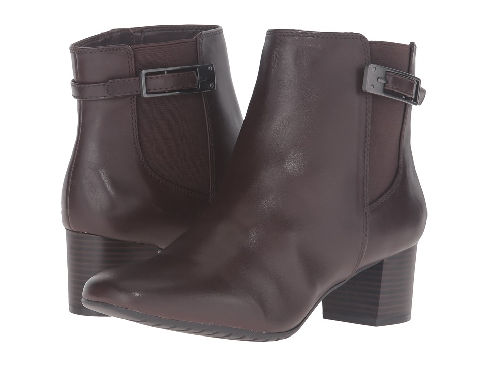 Bandolino Lethia (Brown Leather) Women