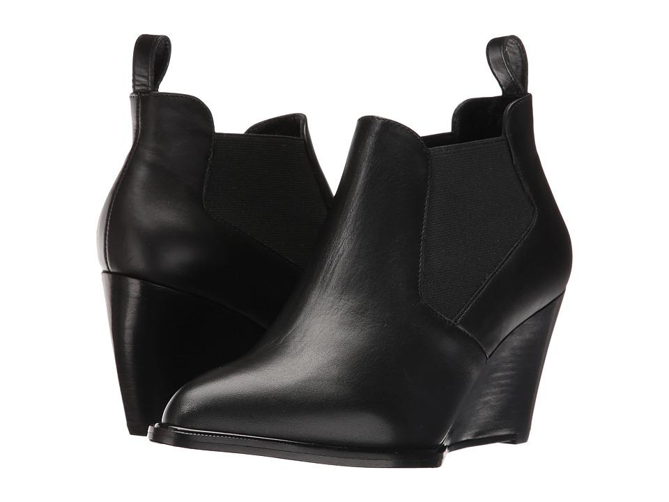 Robert Clergerie - Olav (Black Leather Calf) Women