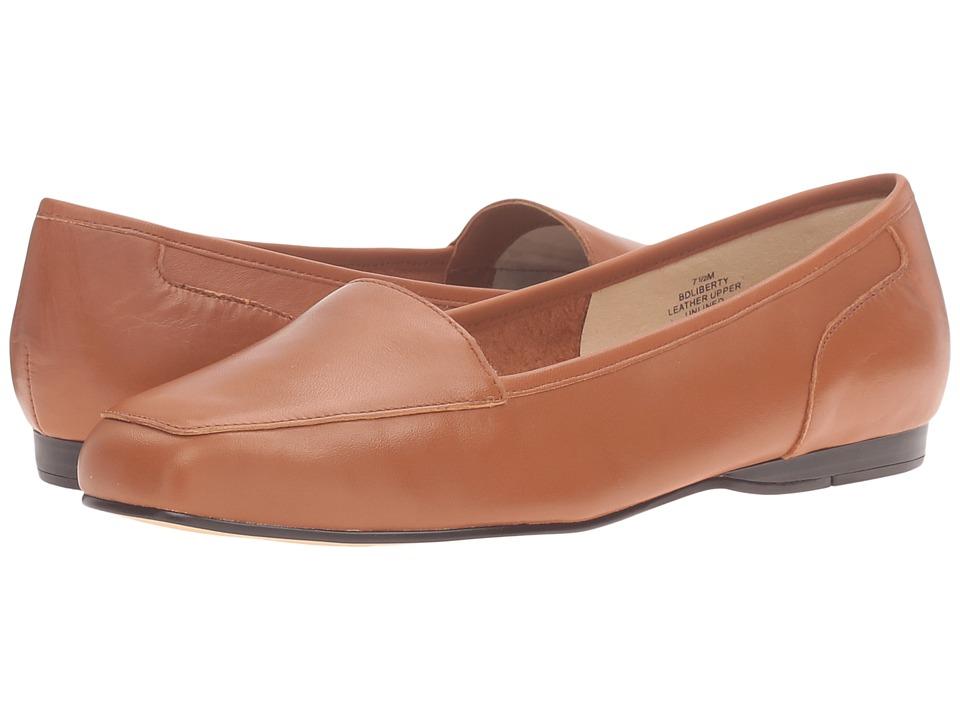 Bandolino - Liberty (Caramel Leather) Women