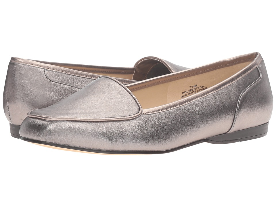 Bandolino Liberty (Pewter Multi Synthetic) Women