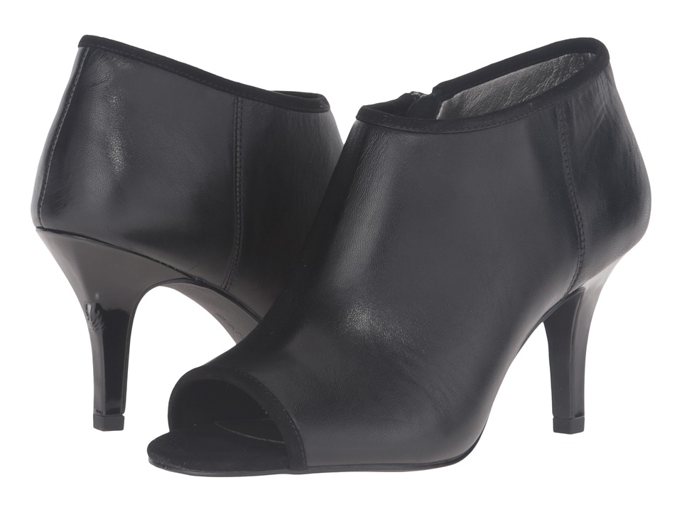 Bandolino Maiba (Black Leather) Women