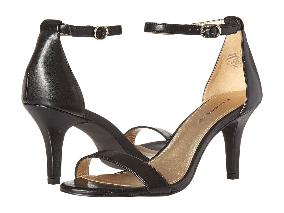 Bandolino Madia (Black Nappa Synthetic) Women