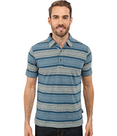 Woolrich - Between the Lines Stripe Polo - Modern Fit