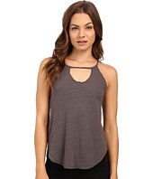 LNA - Cut Out Bib Tank Top