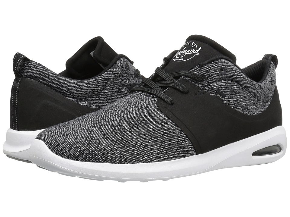 Globe Mahalo Lyte (Black/Black/Grey) Men