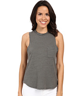 LNA - Mock Neck Muscle Tank Top