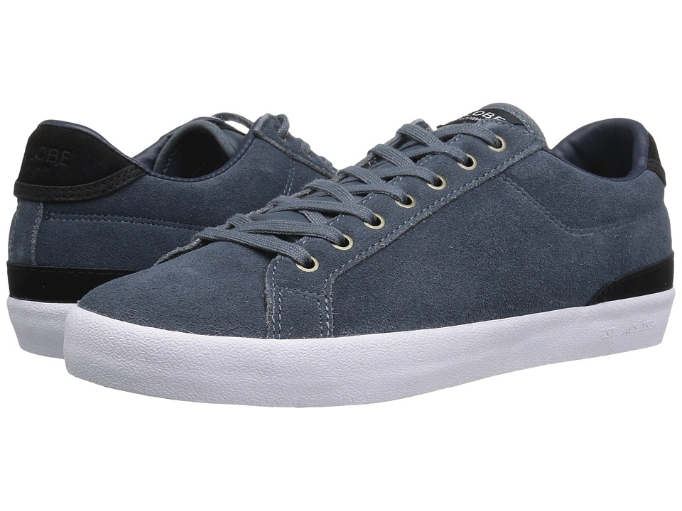 Globe - Status (Dark Slate/White) Mens Skate Shoes