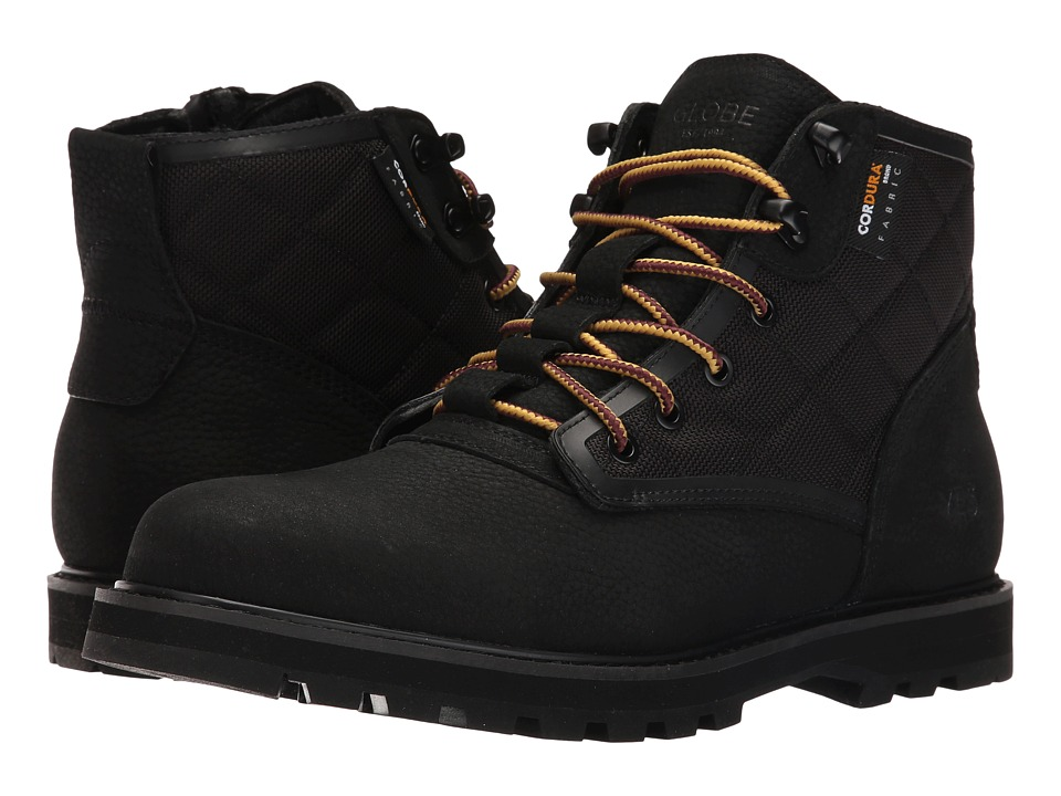 Globe Yes Apres Boot (Black) Men