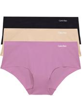 Calvin Klein Underwear - Invisibles 3-Pack Hipster