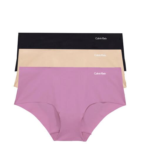 Calvin Klein Underwear Invisibles 3-Pack Hipster