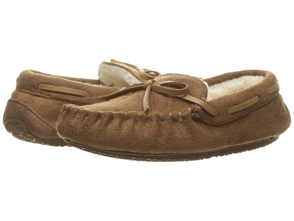 Stride Rite Alex Moccasin (Toddler/Little Kid) (Brown) Boy's Shoes