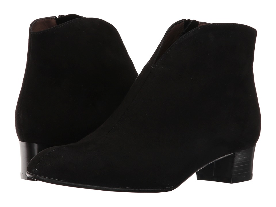 French Sole - Eva (Black) Women