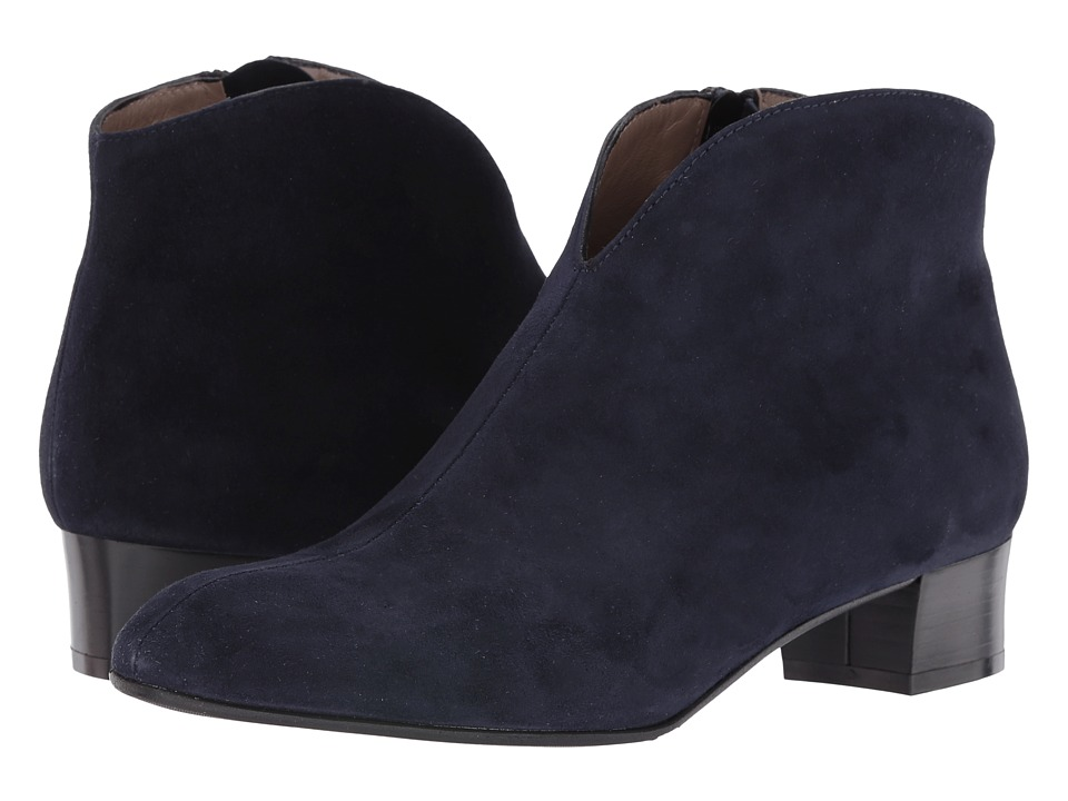 French Sole - Eva (Navy) Women