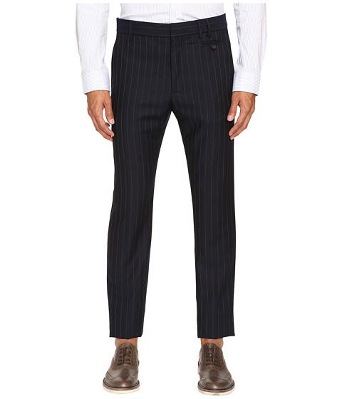 Vivienne Westwood Pinstripe Wool Classic Trousers