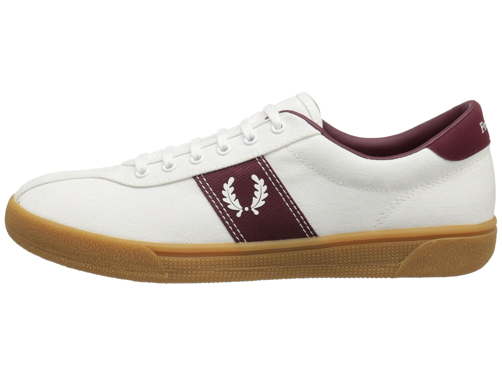 fred perry tennis shoe 1 canvas zappos free shipping