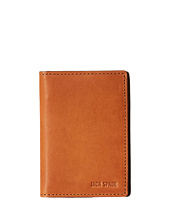 Jack Spade - Mitchell Leather Vertical Flap Wallet