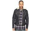 Naked & Famous Sherpa Lined Left Hand Twill Denim Jacket